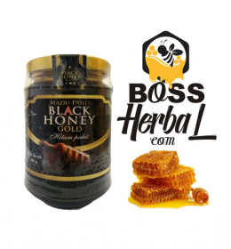 Madu Black Honey 400 Gram